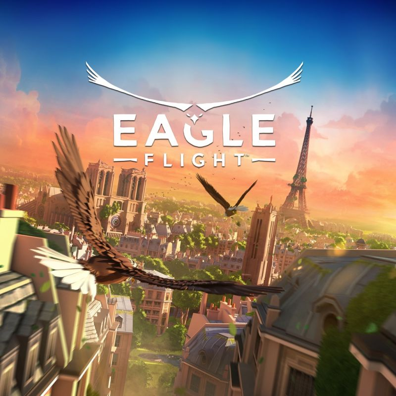 Eagle Flight PlayStation 4 Front Cover