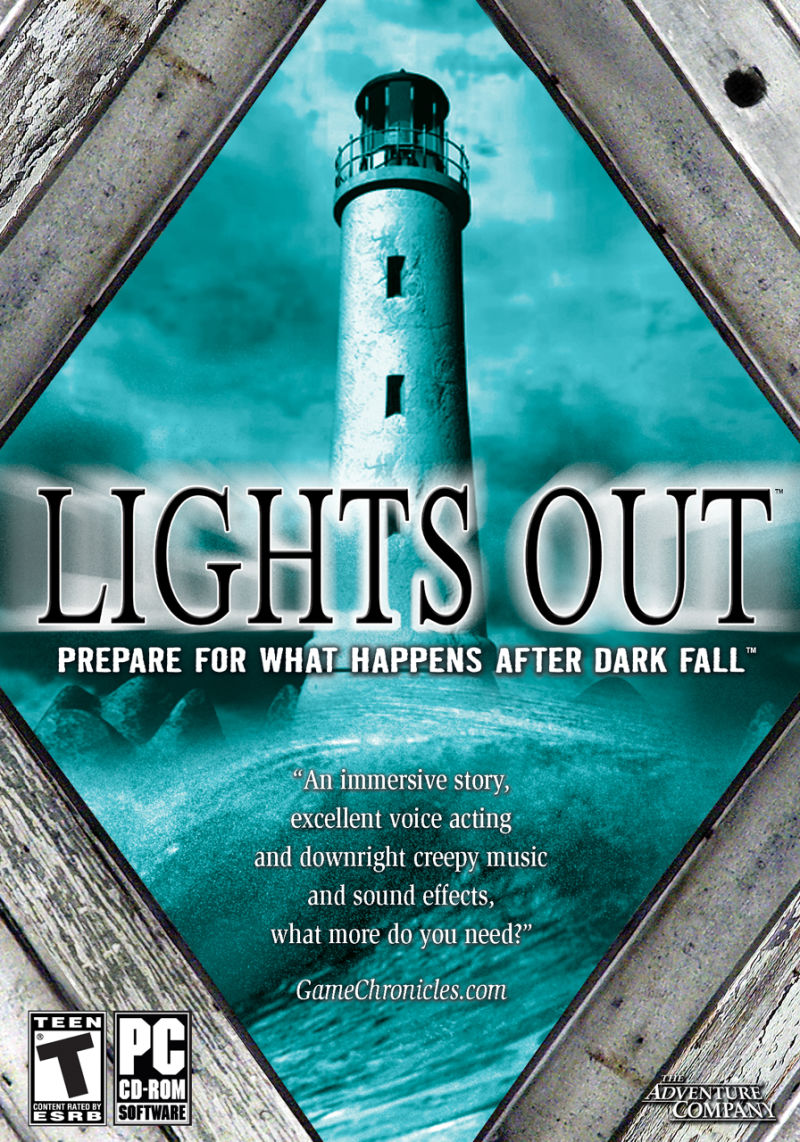 Lights Out Windows Front Cover