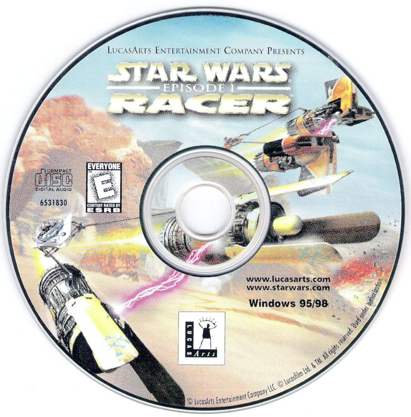 Star Wars: Episode I - Racer Windows Media