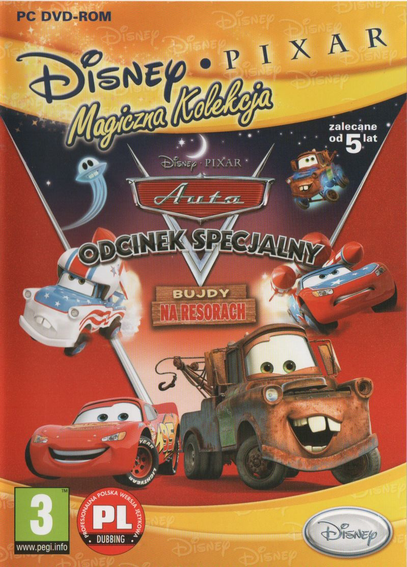 Cars Com Reviews >> Disney•Pixar Cars Toon: Mater's Tall Tales for Wii (2010) - MobyGames