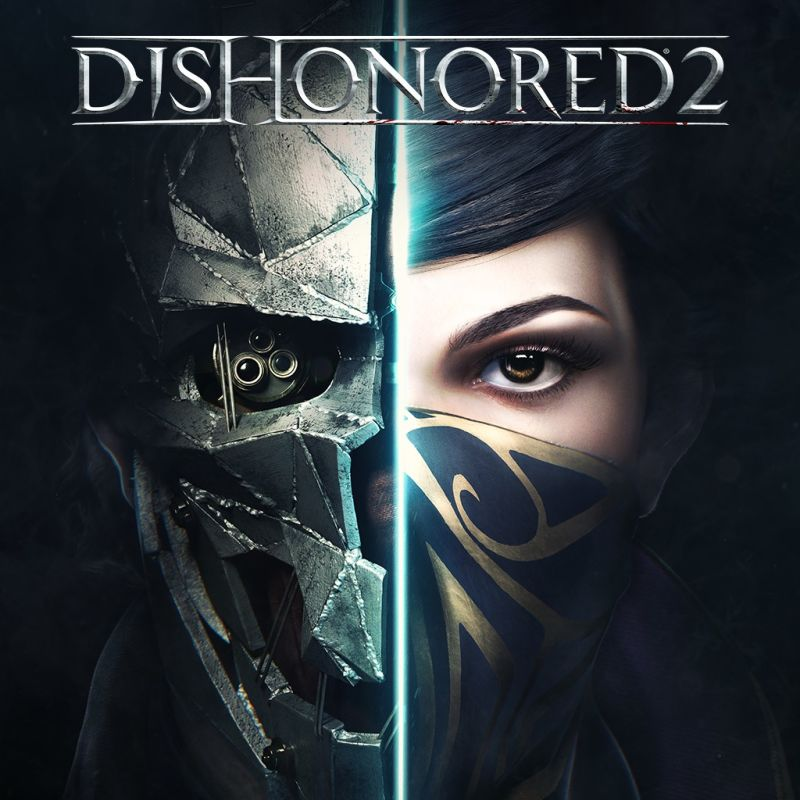 Dishonored 2 PlayStation 4 Front Cover