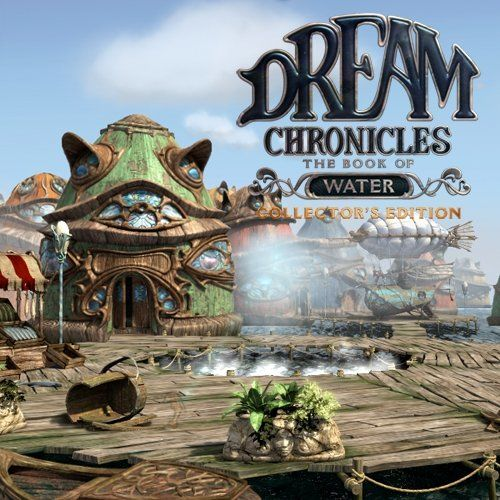 Dream Chronicles: The Book of Water (Collector's Edition) Windows Front Cover