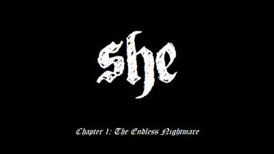 She: Chapter 1 - The Endless Nightmare Windows Front Cover
