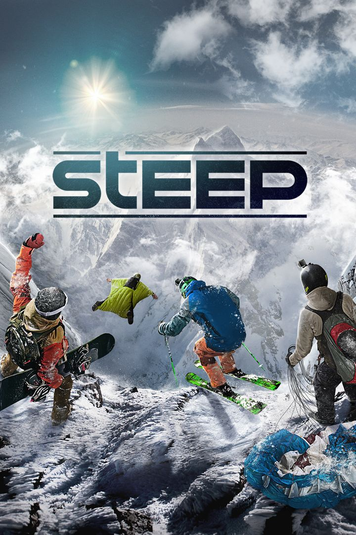 Steep for Xbox One 2016 MobyGames