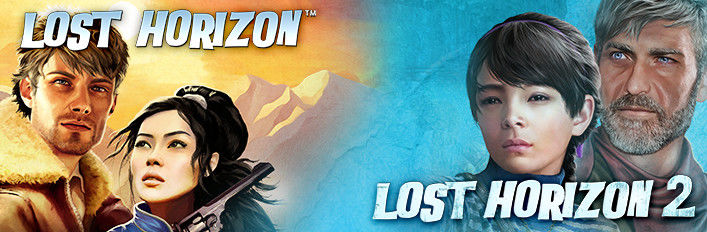 Lost Horizon: Double Pack