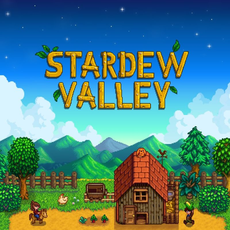 Stardew Valley For Playstation 4 2016 Mobygames
