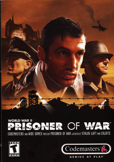 World War II: Prisoner of War Windows Front Cover