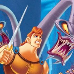 Disney's Hercules  PlayStation 3 Front Cover