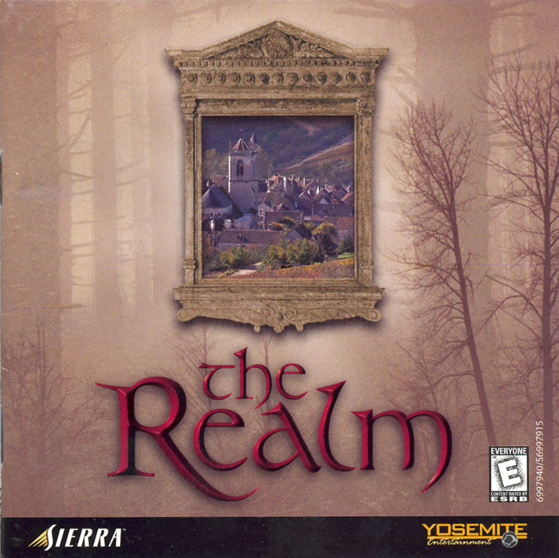 The Realm Windows Front Cover