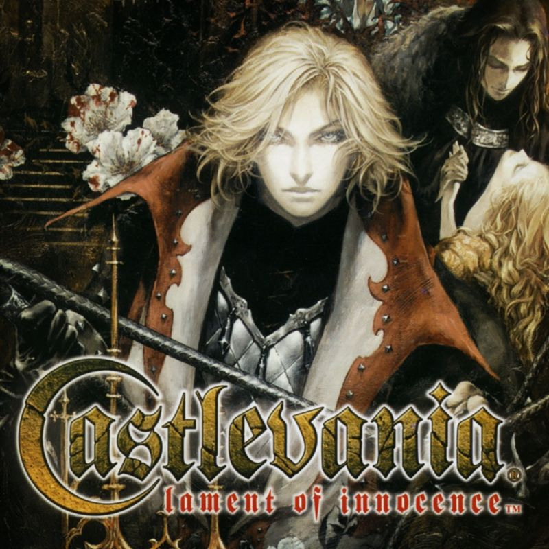 Castlevania Lament Of Innocence For Playstation 3 2013 Mobygames