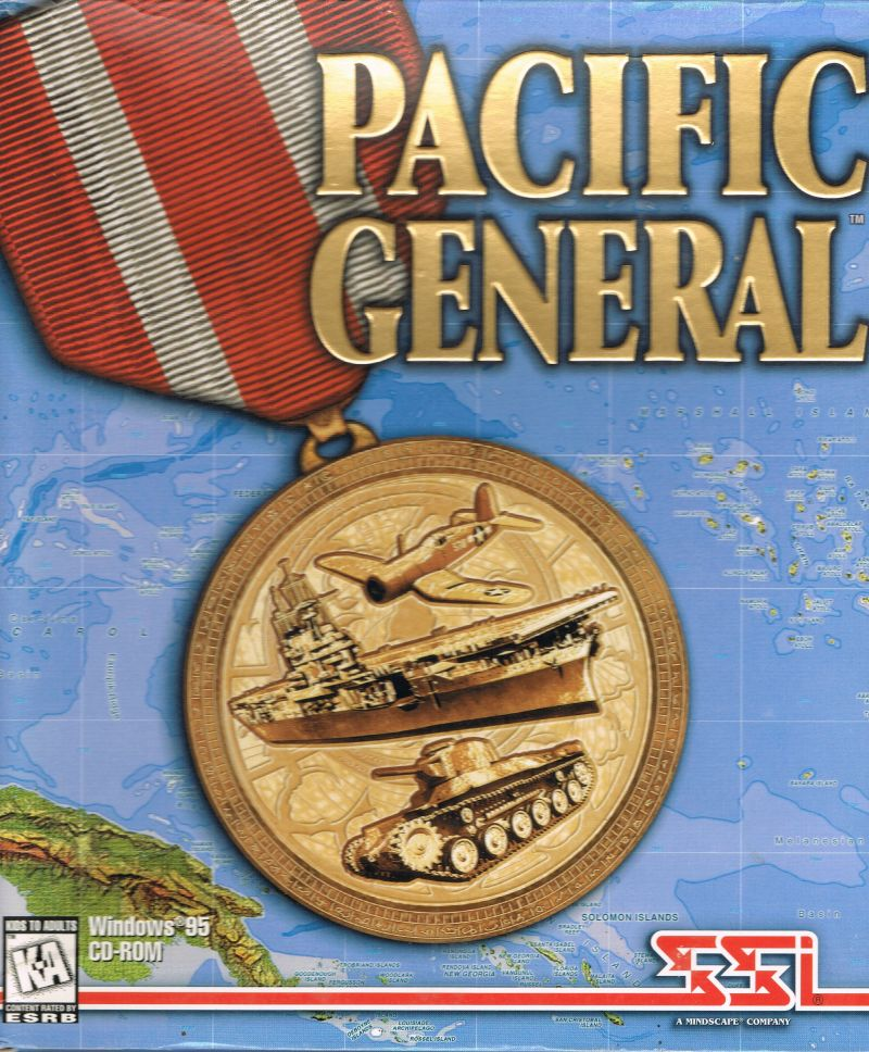 Pacific General Windows Front Cover
