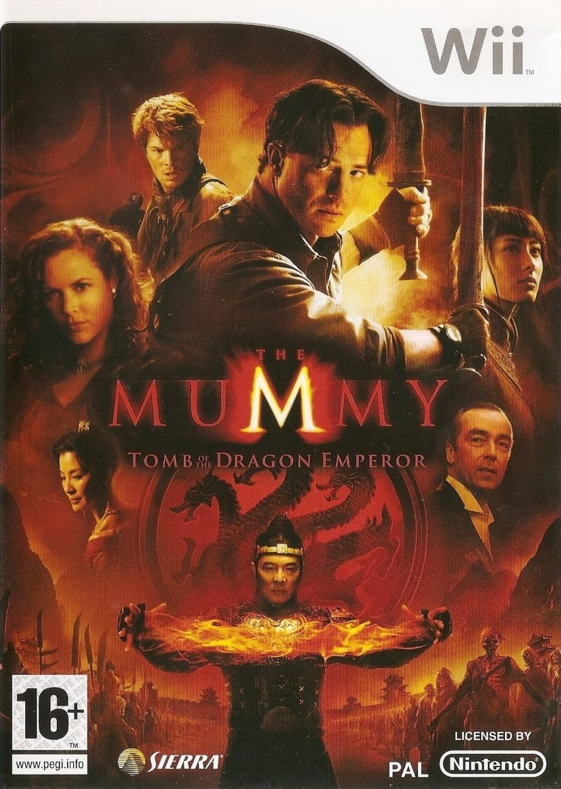 The Mummy Tomb Of The Dragon Emperor 2008 Mobyrank Mobygames