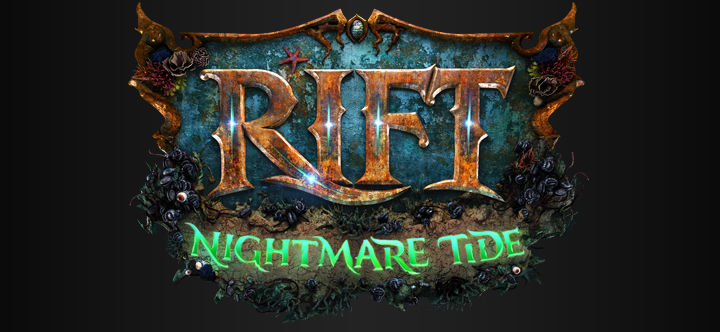 Rift: Nightmare Tide Windows Front Cover