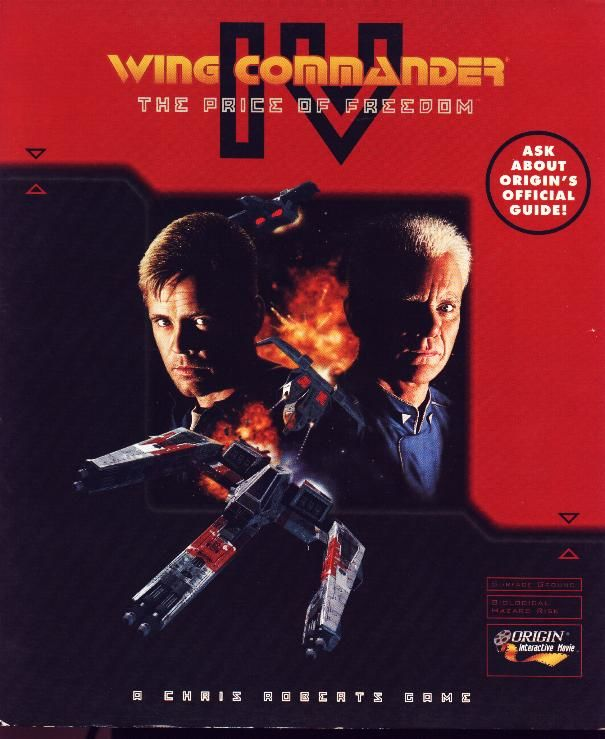 Wing Commander Iv The Price Of Freedom 1996 Mobygames