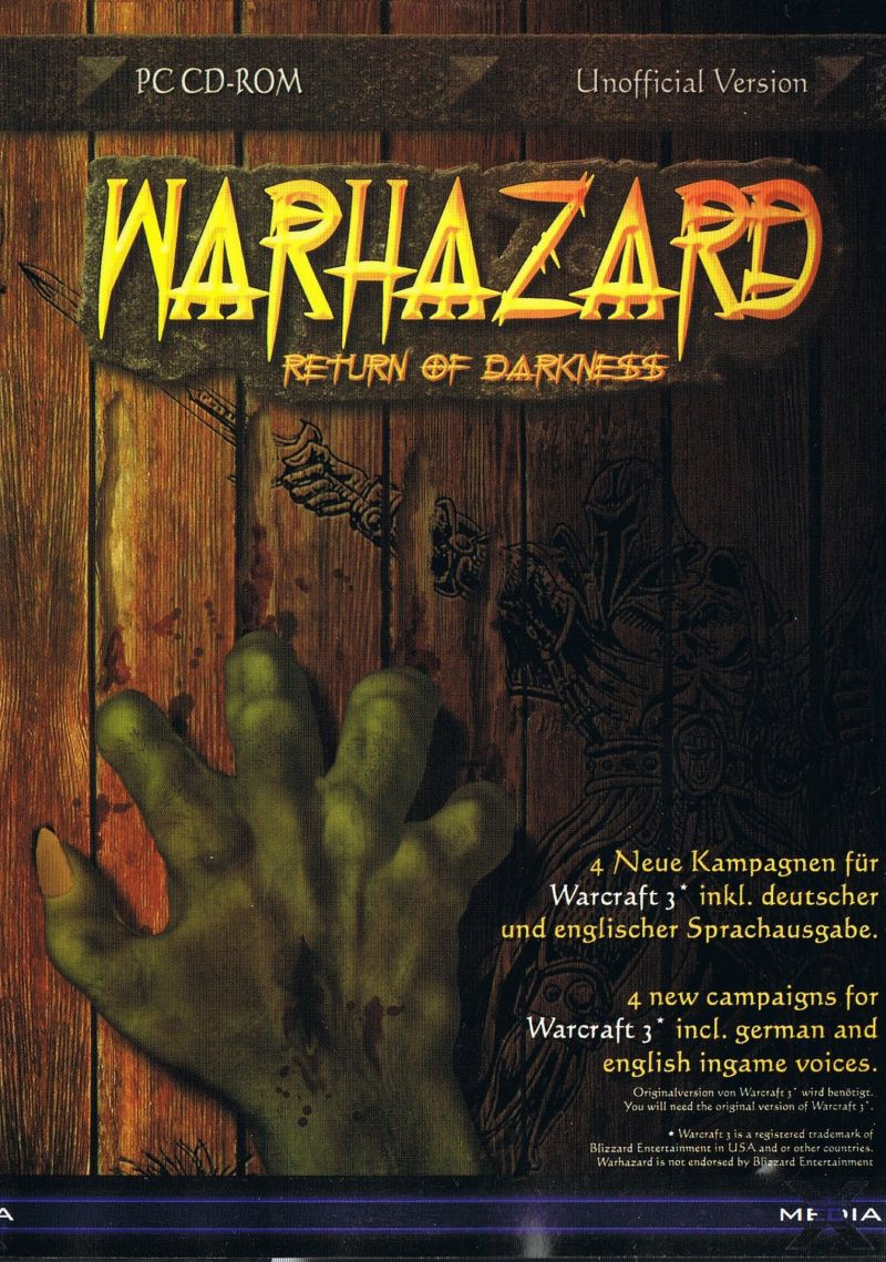 Warhazard: Return of Darkness