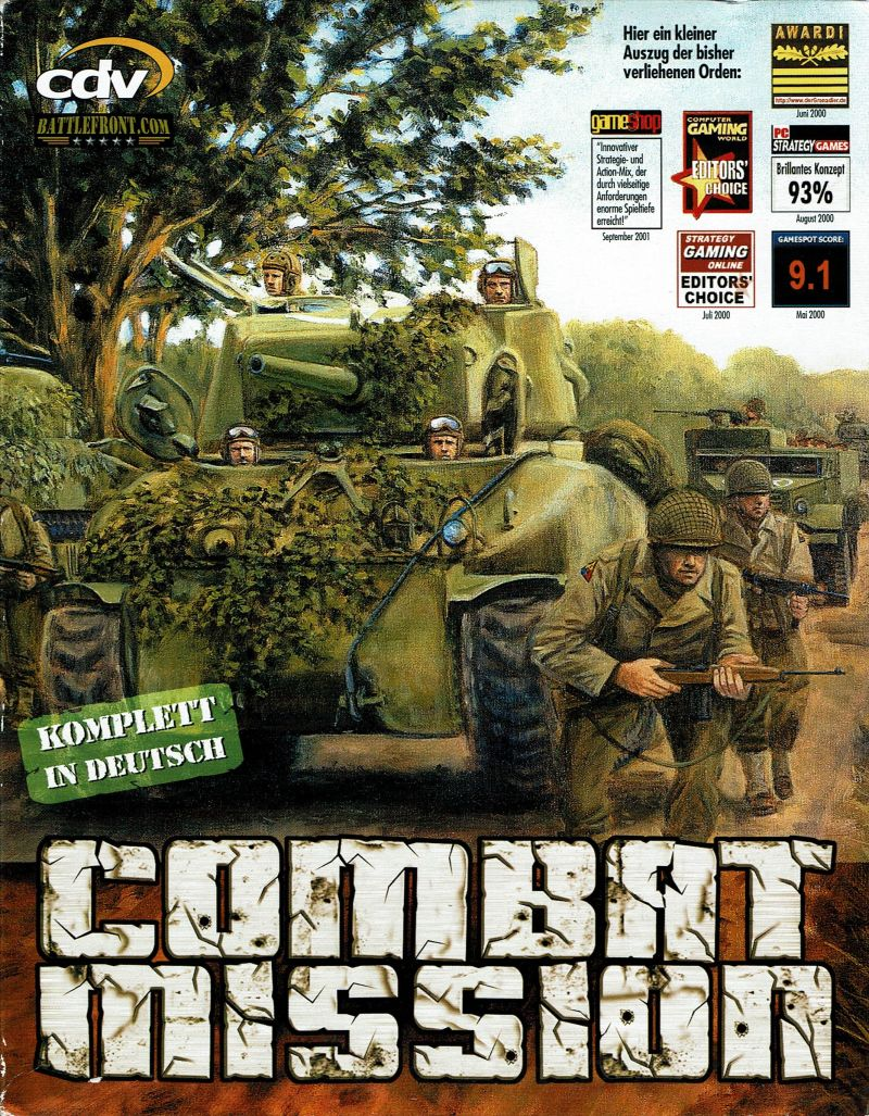 combat mission beyond overlord manual