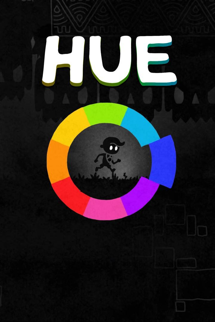 Hue (2016) Linux box cover art - MobyGames