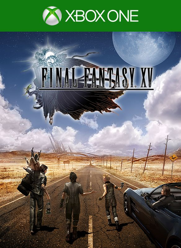Book Cover Fantasy Xv : Final fantasy xv for xbox one mobygames