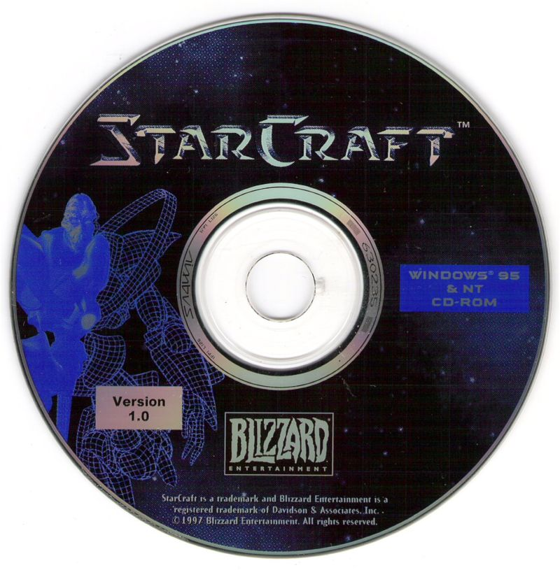 StarCraft Windows Media