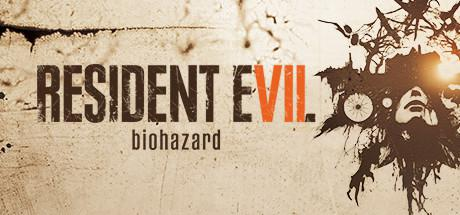 Resident Evil VII: Biohazard Windows Front Cover