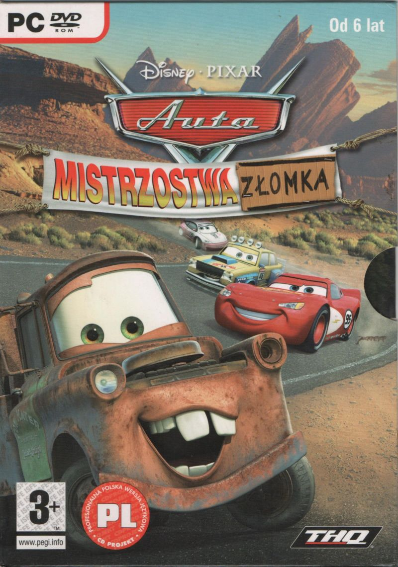cars mater national pc