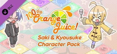 100% Orange Juice: Saki & Kyousuke Character Pack