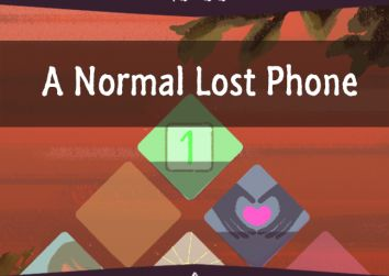 normal lost phone