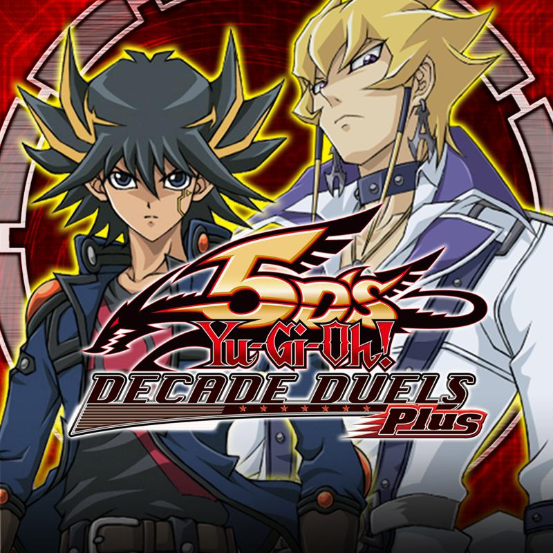Yu-Gi-Oh! 5D's Decade Duels Plus (2013) PlayStation 3
