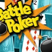 Battle Poker PlayStation 3 Front Cover