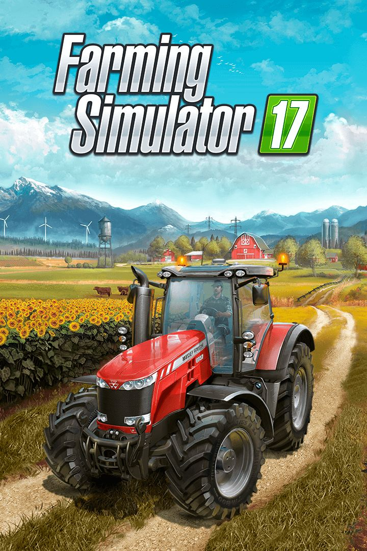 farming simulator 17 for xbox one 2016 mobygames. Black Bedroom Furniture Sets. Home Design Ideas