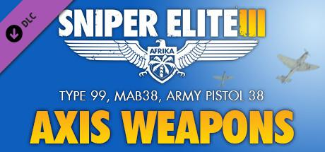 Sniper Elite III: Afrika - Axis Weapons Pack