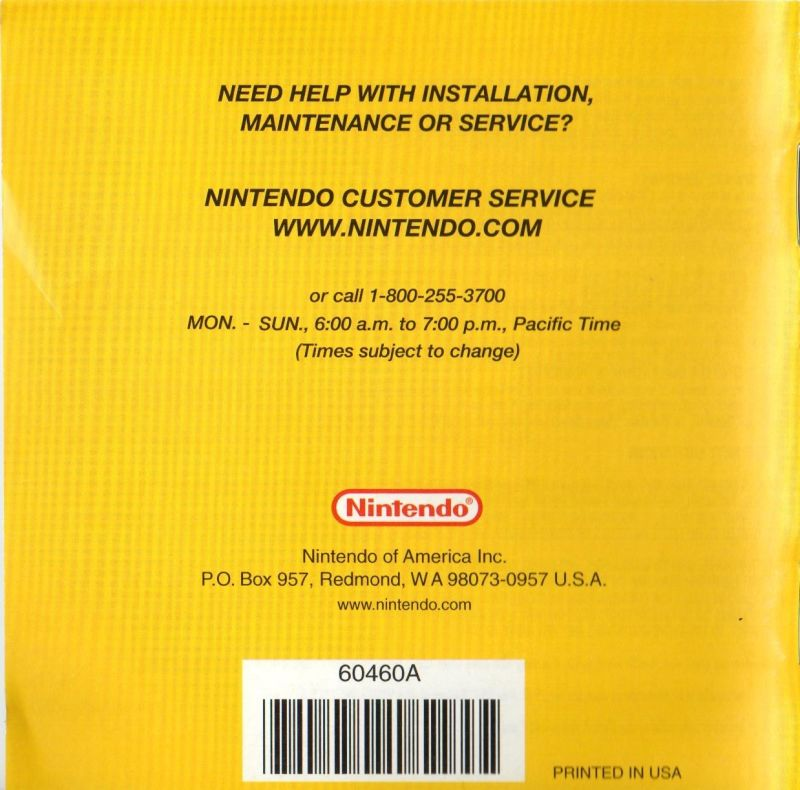 Super mario ds instructions
