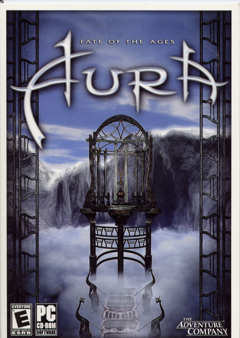Aura: Fate of the Ages Windows Front Cover