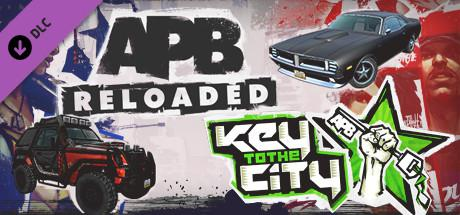APB: Reloaded - Key to the City Pack
