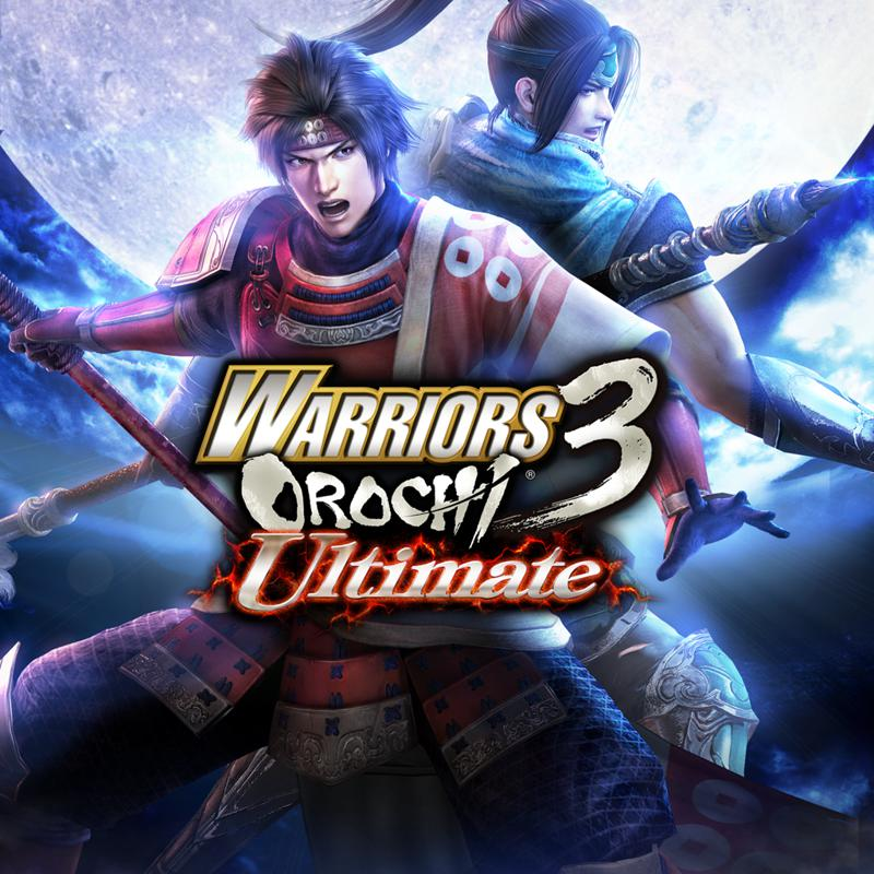 Warriors Orochi 4 Cover: Add Game To Want List