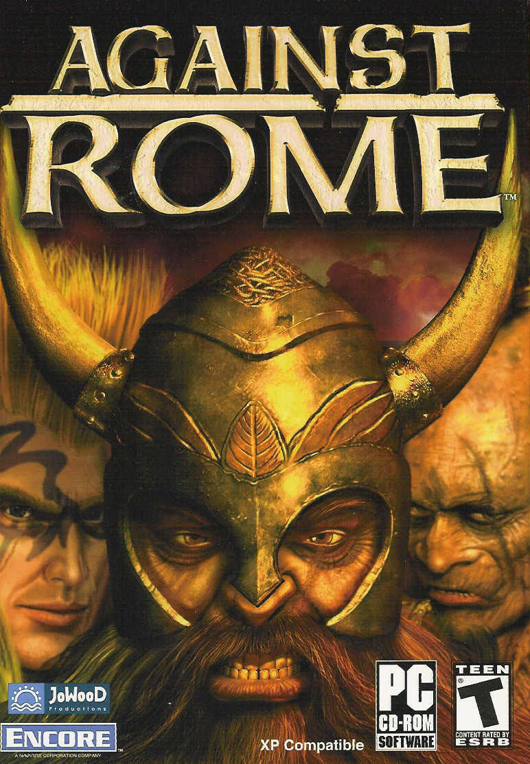 Against Rome Windows Front Cover