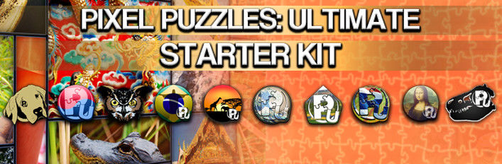 Pixel Puzzles Ultimate: Starter Kit