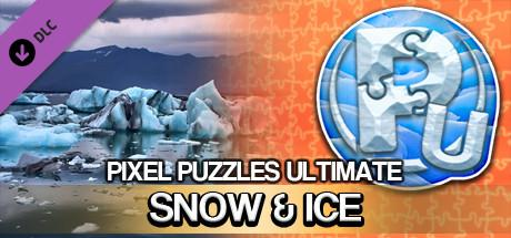 Pixel Puzzles Ultimate: Snow & Ice