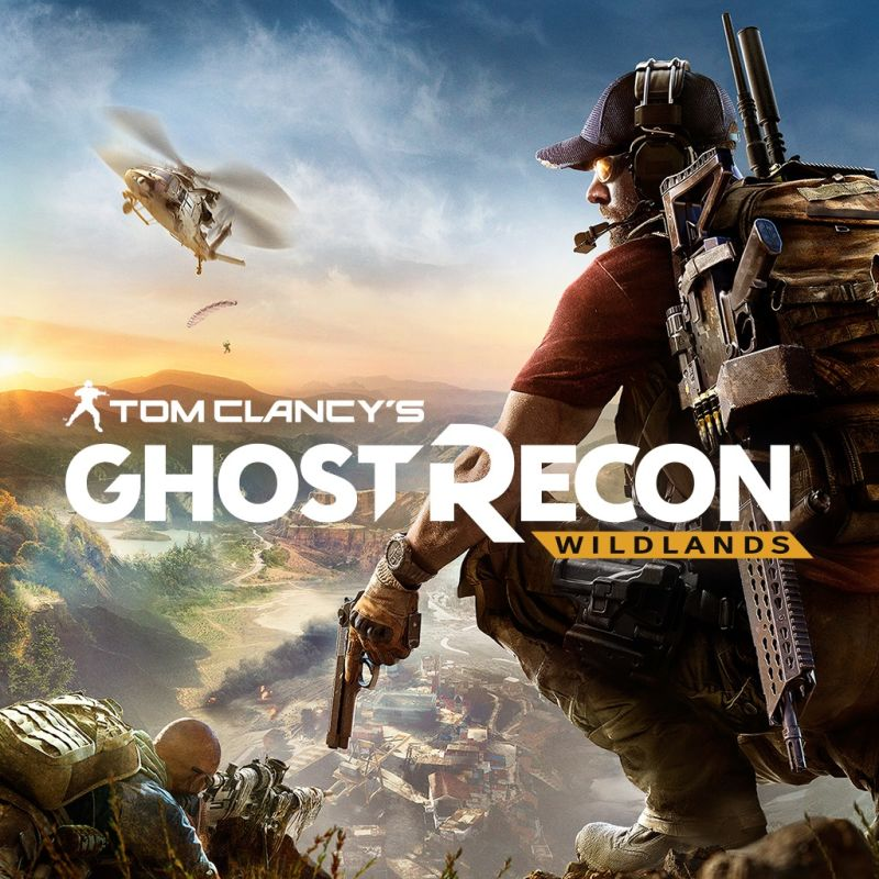 Tom Clancy's Ghost Recon: Wildlands for PlayStation 4 ...