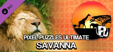 Pixel Puzzles Ultimate: Savanna
