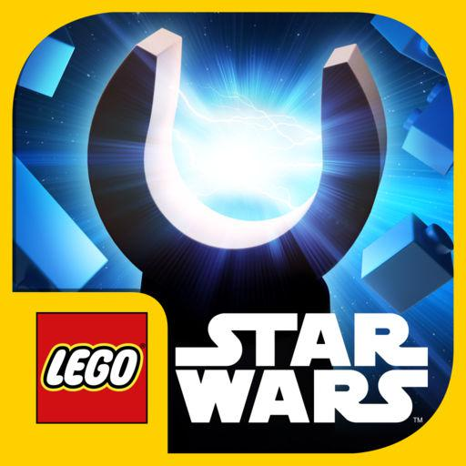 LEGO Star Wars: Force Builder (2016) Android box cover art - MobyGames
