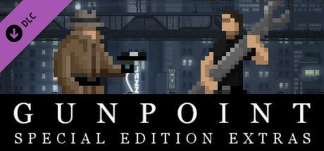 Gunpoint: Special Edition Extras Linux Front Cover