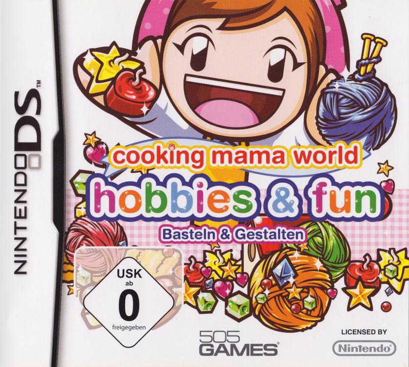 Crafting Mama 2010 Nintendo Ds Box Cover Art Mobygames