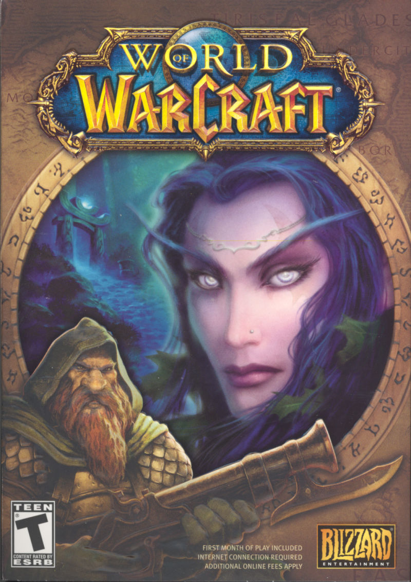 постер игры World of WarCraft