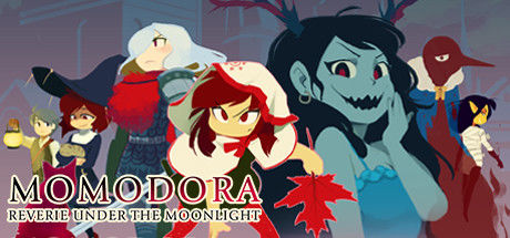 Momodora: Reverie under the Moonlight Linux Front Cover