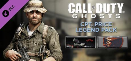 Call of Duty: Ghosts - Legend Pack: CPT Price (2014) PlayStation 3