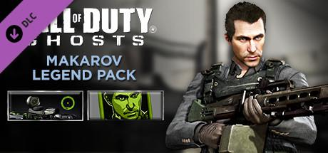 Call of Duty: Ghosts - Legend Pack: Makarov
