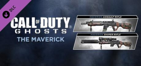 Call of Duty: Ghosts - Weapon: The Maverick Windows Front Cover