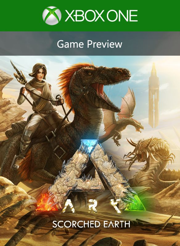 ARK: Survival Evolved - Scorched Earth for Xbox One (2016