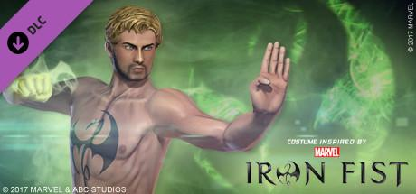 Marvel Heroes 2016: Marvel's Iron Fist Pack